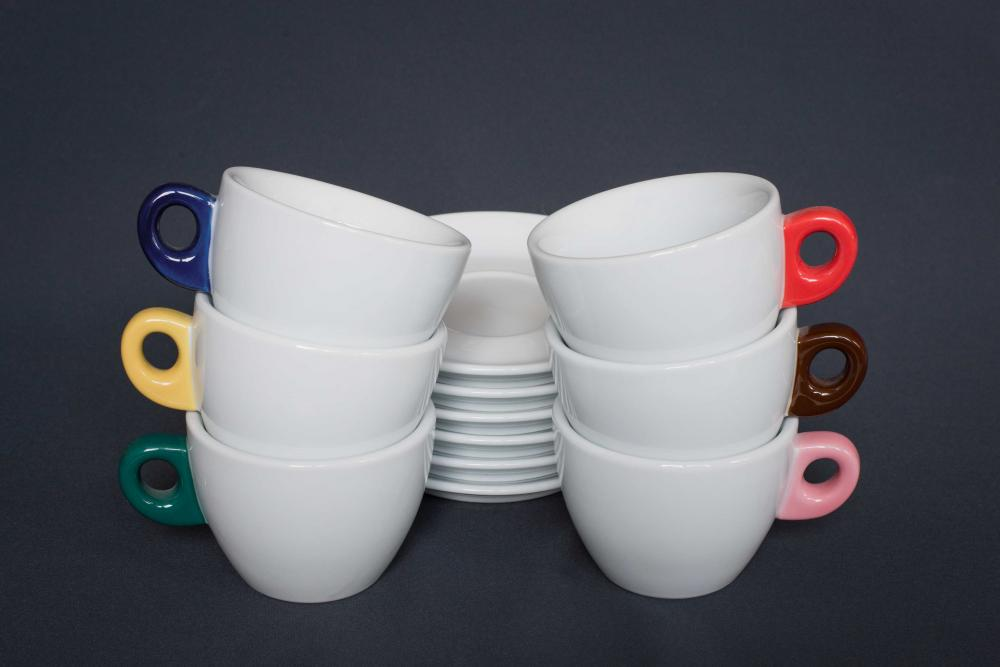 GIACINTO COLORE Latte - SET 6 ks (300 ml)