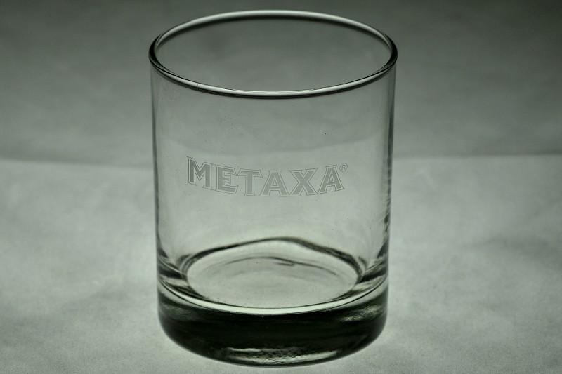 Pískování - gravír do skla